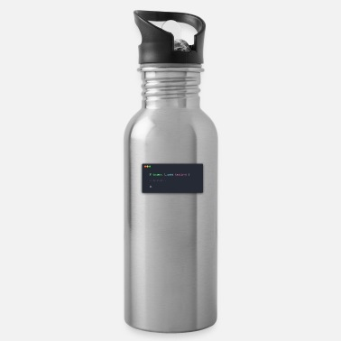 Website JQuery Coder Developer Website - Water Bottle