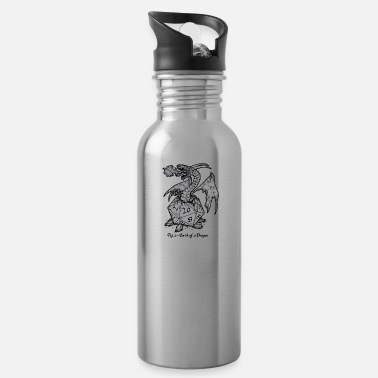 Birth Birth Of A Dragon - Water Bottle