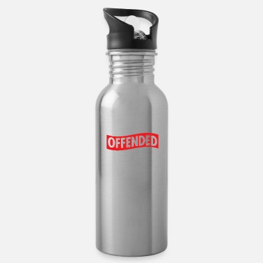 Right Wing MEAN RIGHT - Water Bottle