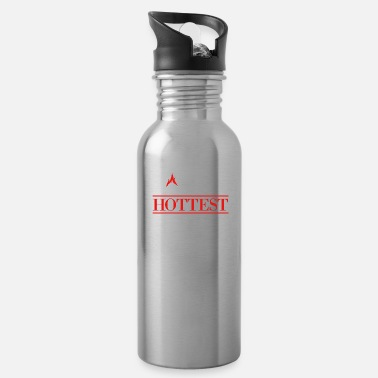 Investigacion World's Hottest Detective - Gift Idea - Water Bottle