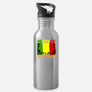 Just REGGAE JUST RELAX - Water Bottle
