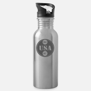 Post 4th of July - Water Bottle