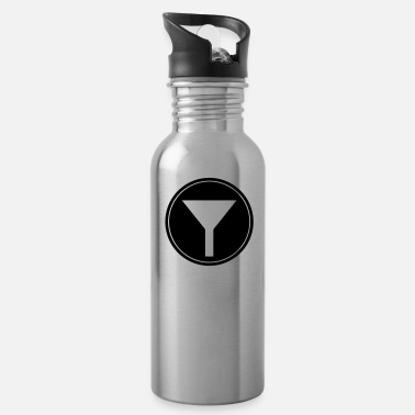 Funnel Funnel vectorized - Water Bottle