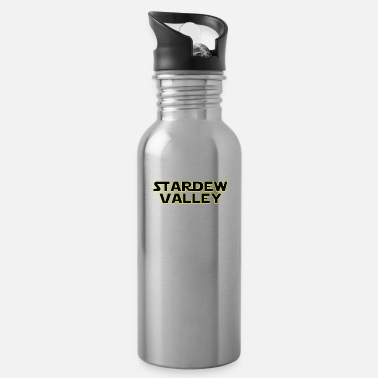 stardewvalleylogo - Water Bottle