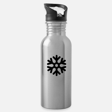 Snowflake Snowflake - Water Bottle