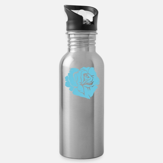 Bee Mugs & Drinkware - 150 - Water Bottle silver