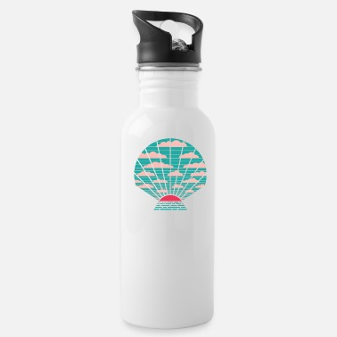 Birth Of Venus The Birth of Day - Water Bottle