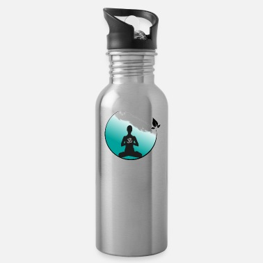 Meditation Meditation - Water Bottle