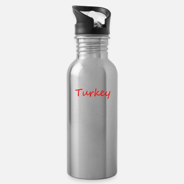 Turkey turkey - Water Bottle