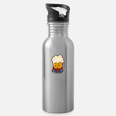 Super Beer SUPER BEER - Water Bottle