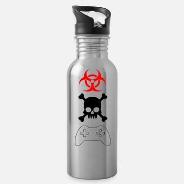 Gamer gamers gamers - Water Bottle