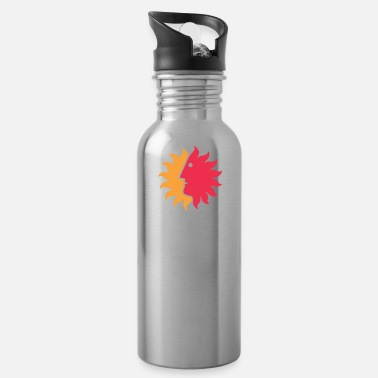 National Games National Airlines - Water Bottle