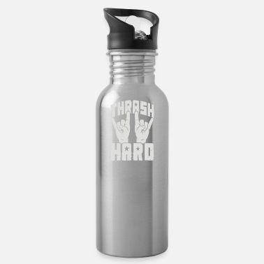 Thrash THRASH HARD - Water Bottle
