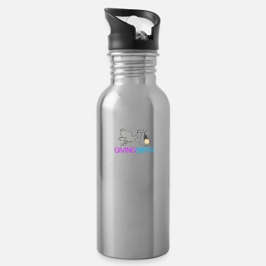 Birth Name Giving birth - Water Bottle