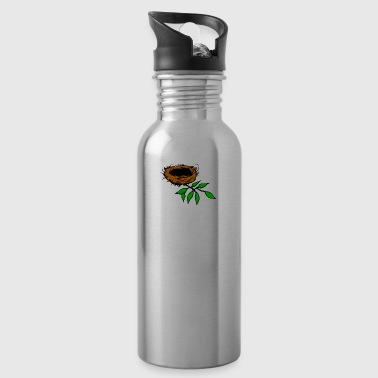 b i r d455 - Water Bottle