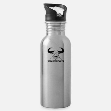 Vegan Strength - Water Bottle