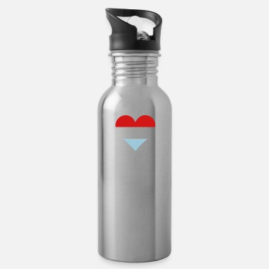 Holland A Heart For Holland - Water Bottle