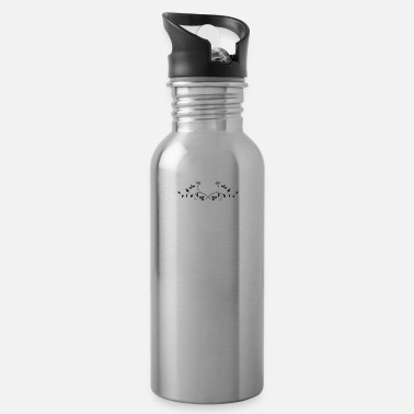 Decoration Decorative leaves - Water Bottle