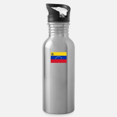 Flag Of Venezuela National Flag Of Venezuela - Water Bottle