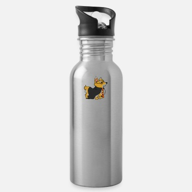 Potter Corgi Potter - Water Bottle