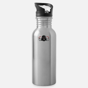 Lack Lack of Cheer - Water Bottle