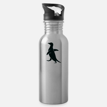 Waddle A Waddling Penguin - Water Bottle