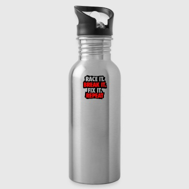 Race it - Water Bottle