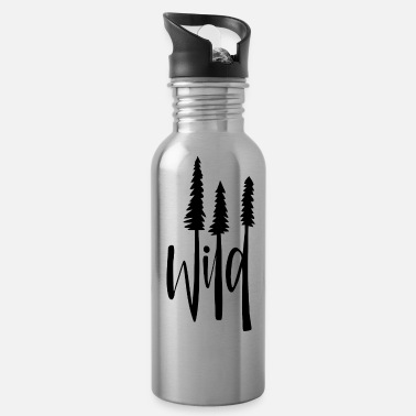 Wild Wild - Water Bottle
