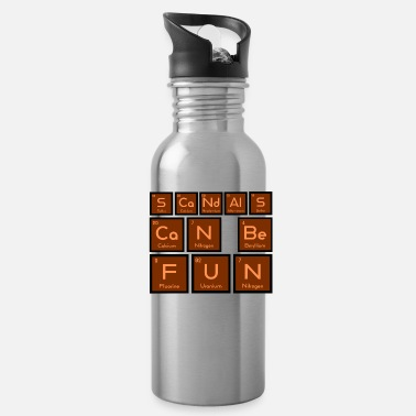 Scandalous Scandals Fun 14 G - Water Bottle