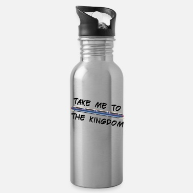 Take Me To The Kingdom - Water Bottle