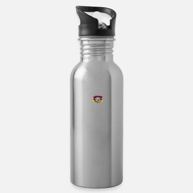Russia GERMANY football 2018 russia - Water Bottle