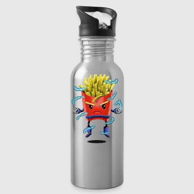 Saiyan Saiyan Fries - Water Bottle