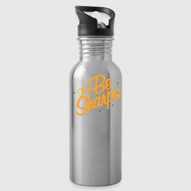 The Be Sharps - Water Bottle
