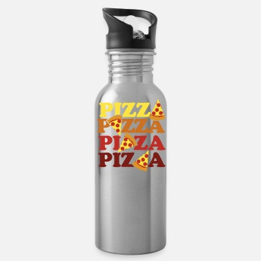 Pizza Pizza Forever - Water Bottle