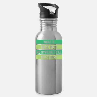 Philosophy Philosophy Gift - Water Bottle