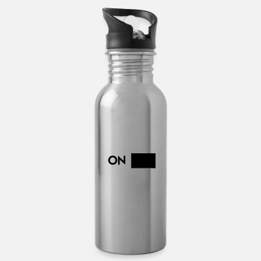 Mode Mode On - Water Bottle