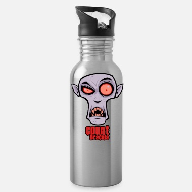 Count Dracula Count dracula - Water Bottle