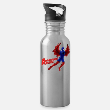 Specific Age Blade Hawk from Amazing Age - Water Bottle