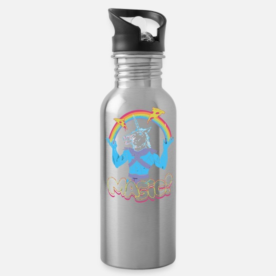 Magic Mugs & Drinkware - Magic - Water Bottle silver