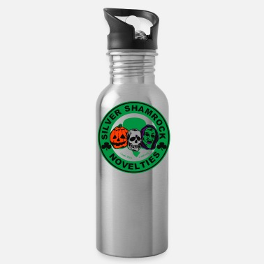 Siver Shamrock Novelties - Water Bottle