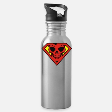 SuperSkull - Water Bottle