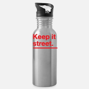Street Surfer Keep It Street - Water Bottle
