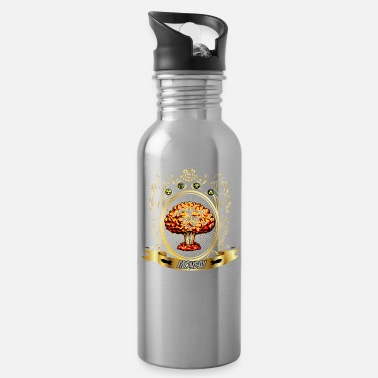 Atomic Energy Atomic Explosion - Atomic Energy - Monday - Water Bottle
