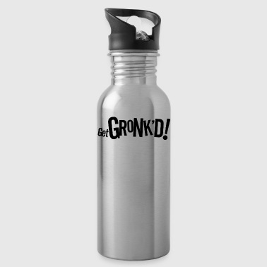 Get Gronk'd Water Bottle - Water Bottle