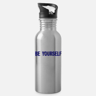 Be yourself - Water Bottle
