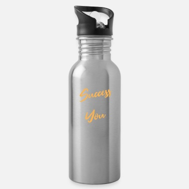 Cub My success Attend you - Water Bottle