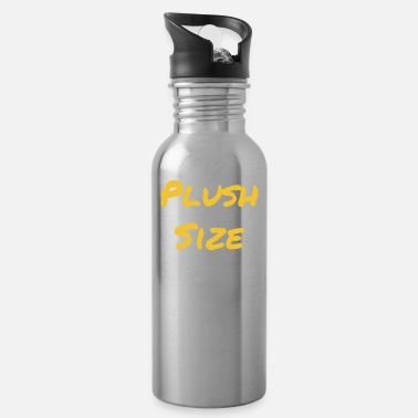 Size Plush Size - Water Bottle