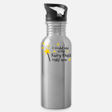 Dust fairy dust - Water Bottle