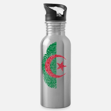 Algeria algeria - Water Bottle
