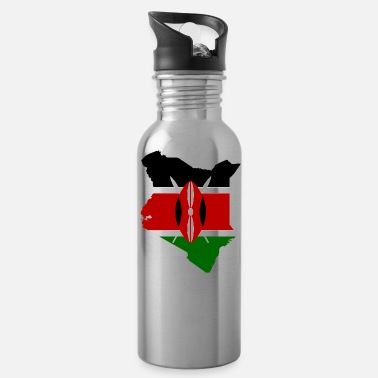 Kenya kenya - Water Bottle